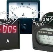 Амперметр, вольтметр, частотомер, ваттметр фото