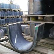 Желоба базальтовые из каменного литья для ГЗУ фото