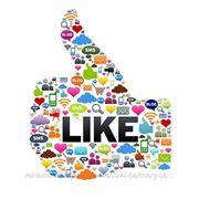 Раскрутка в социальных сетях, раскрутка группы Вконтакте, продвижение Facebook фото