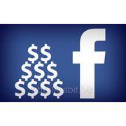 Реклама в Facebook фото