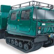 Двухзвенный гусеничный снегоболотоход ГАЗ-3351 фото