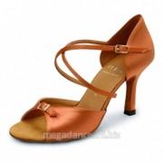 Обувь женская для танцев латина Алета фото