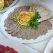 Холодные закуски в ресторане Bachus Dava фото