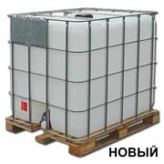Еврокуб IBC-контейнер 1000 л на деревянном поддоне фото