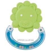 Погремушка-зубогрызка Веселые зверюшки Canpol Babies 2/459 фото