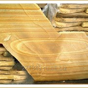 Природный камень Тигровый песчаник фото