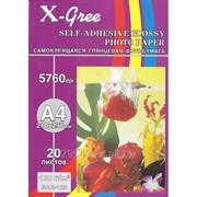 Фотобумага X-Gree 200 g/m2 50 list matte dual фото