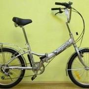 """Велосипед складной аллюминиевый GW-B-276 20"""" фото"""