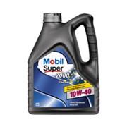 Mobil Super™ 2000 X1 Diesel 10W-40 фото