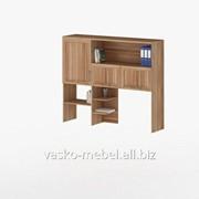 Надстройка для стола СОЛО-007 Корпус слива, фасад слива фото