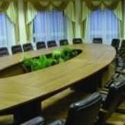 Мебель для переговорных зон фото