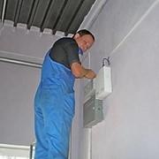 Установка и монтаж систем охранно-пожарной сигнализации фото