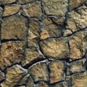 Песчаник рельефный серый фото