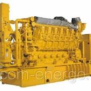 Генератор дизельный Caterpillar 3612 (3880 кВт) фото