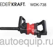 "Гайковерт ударный пневматический WDK-738 1"", 2100 Nm грузовой фото"