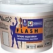Затирка для швов плитки Flash белая, 2 кг фото