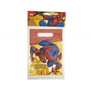 Пакет полиэтиленовый Marvel Человек-Паук 8шт А фото