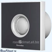 Вентилятор бытовой накладной для санузлов Electrolux Электролюкс Rainbow EAFR-120 dark фото