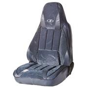 Чехлы на сидения автомобильные Лидер-Авто модель ФОРСАЖ, флок фото