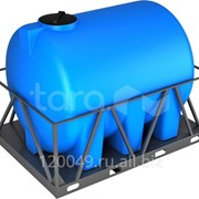 Пластиковая ёмкость в обрешётке 5000 литров Арт.Н 5000 обр фото