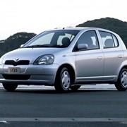 Прокат Toyota Vitz фото
