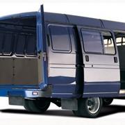Автомобиль-фургон ГАЗ 2705