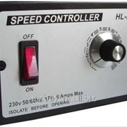 Регулятор оборотов двигателя HL-FS 1.6 на 6 ампер до 1,25 кВт фото