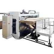 Двухголовочная сшивная машина DLN фото