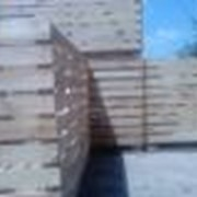 Палеты ( поддоны, деревянная тара) фото