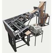 Оборудование для производства бумажных мешков УБК-3 клапанный станок фото