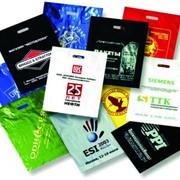 Изготовление полиэтиленовых пакетов с логотипом фото