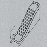 Лестничные марши железобетонные серий 1.050.1-2, 1.051.1-6 фото