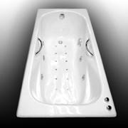 Ванна гидроаэромассажная Maribo De Lux 150х75 фото