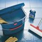 Уборка офисов, с предоставлением персонала оснащенного оборудованием,спецодеждой, химией, сопутствующими материалами для уборки фото