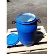 Бочки пластиковые б/у. 90 лит. фото