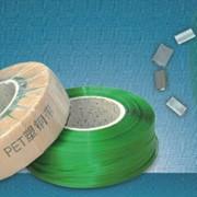 Ленты полиэстеровые упаковочные (ПЭТ) фото