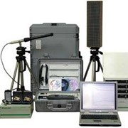 Cистема оценки защищенности выделенных помещений по виброакустическому каналу Шепот фото