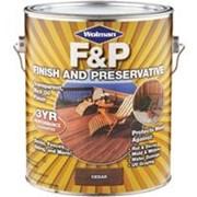 F&P Finish And Preservative Масло  с  добавлением  фото