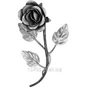 Роза целая КУ-989 230х115, артикул 13096 фото