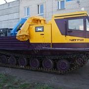 ЧЕТРА ТМ140 с КМУ ИМ-77 фото