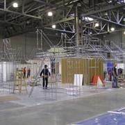 Монтаж и установка выставочных стендов