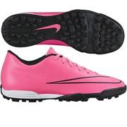 Сороконожки Nike Mercurial Vortex II TF фото