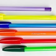 """Ручка масляная """"PIANO"""" PT-1158 0,7 мм,чорная фото"""