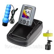 Эхолот проводной (на лодку) FF688A Portable Color Fish Finder фото
