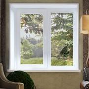 Двустворчатое окно 1500*1500. фото
