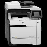 Принтер HP LaserJet Pro 400 MFP M475dw (цветной) фото