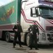 Сопровождение грузов фото