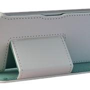 Чехол-подставка для iPhone 5, белый фото