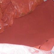 Пигмент железоокисный сухой красный К-2 фото