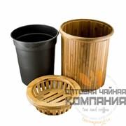 Ведро бамбук